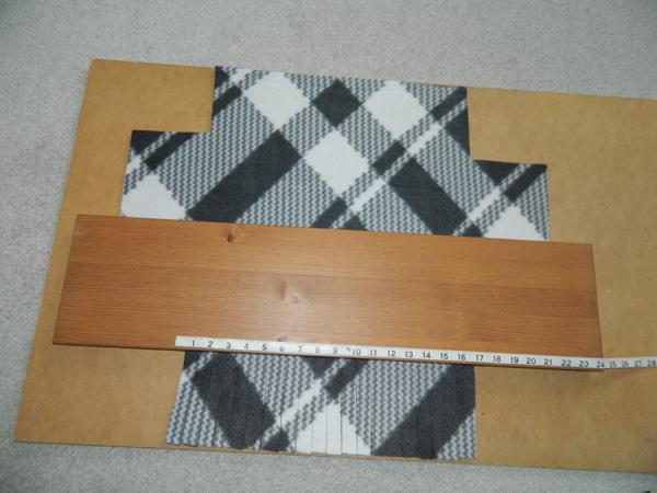 How To Make A Tie Throw Pillow : No sew fleece pillow instructions - How to make fleece tie pillows